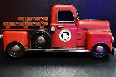 Reddy Kilowatt Era  Old Fashioned  All Metal Georgia Power Company Wall Truck