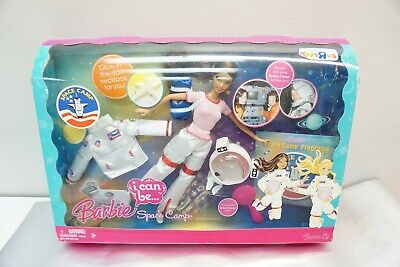 2008 Barbie I Can Be... Space Camp Set: Toys R Us Exclusive Free Shipping