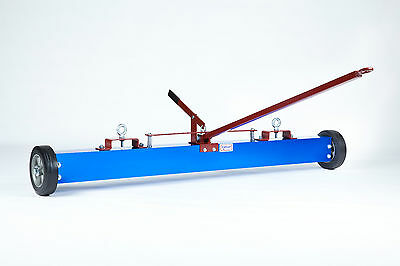 The Trailblazer Deluxe - Tbd72 - Magnetic Sweeper - Dmp Industries