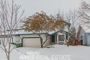 4 Douziech Close 4 Bed 2.5 Bath Open Basement Fenced Yard