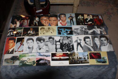 Lot of 99 Elvis Presley, 90 diff + 2 Very Rare 1967 Original Easter Postcard