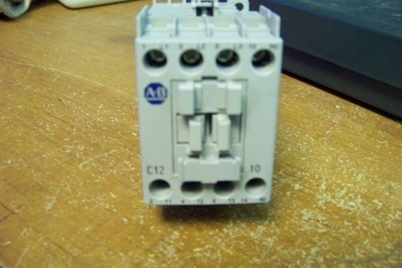 New Allen-bradley 100-c12ukj10-x3m Iec Contactor