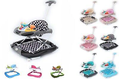 Lauflernhilfe Gehfrei Laufhilfe Baby Walker Babywippe Gehhilfe zwei Modelle
