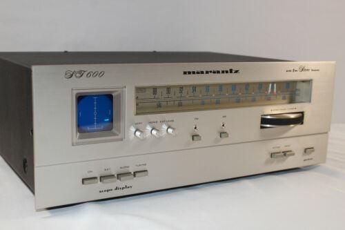 VTG Marantz ST600 AM/FM Tuner ** WORKS GREAT! ** RARE **