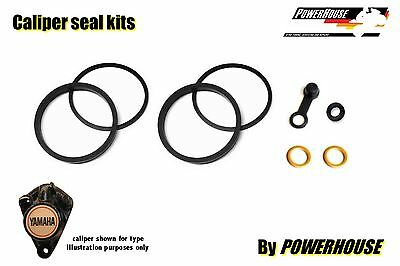 <em>YAMAHA</em> <em>XS 500</em> B FRONT BRAKE CALIPER SEAL REPAIR REBUILD KIT 1975 75