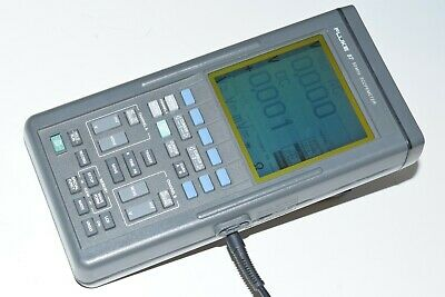 Fluke 97 Portable Handheld 50mhz Scopemeter Analyzer Tester