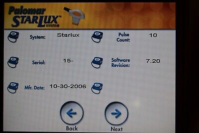 Palomar Starlux 300 Ads Display Computer Module In Tested Condition