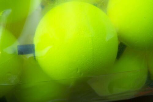 """Comal round styro slip bobbers 3"""" 2"""" 1.75"""" 1.5"""" 1.25"""" 3/4"""" 7/8"""" 1/2"""" red yellow"""