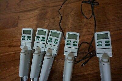 Rainin Edp3 Edp-3 Multichannel Lts Pipet Lite Variable Volume Pipette 8 12 Dw