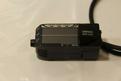 Omron Zx2-lda Laser Displacement Sensor