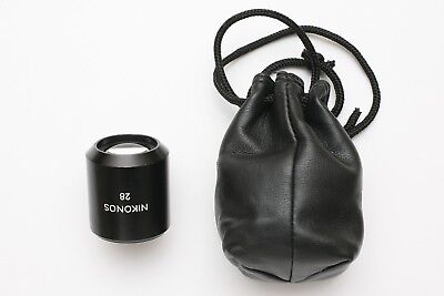 Nikon Nikonos viewfinder / optical finder for  28mm and 35mm lenses