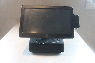 Hp Rp7 7800 Retail Pos System 15 Touchscreen Celeron G540 2.5ghz 4gb Ram No Hdd
