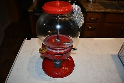 New In Box Old Columbia Gumball Machine Ford Gum Corp Carousel