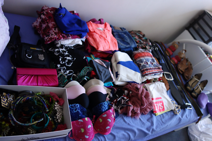 Huge Overseas Sale: Size 8 & 6 & 36 Ladies Clothes, Shoes, acceso
