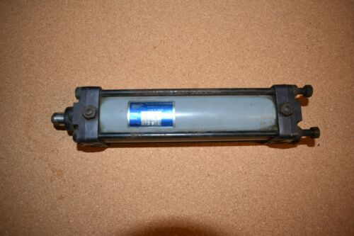 "Miller Model P Series Hydraulic Cylinder 2"" Bore 6"" Stroke 125 PSI"