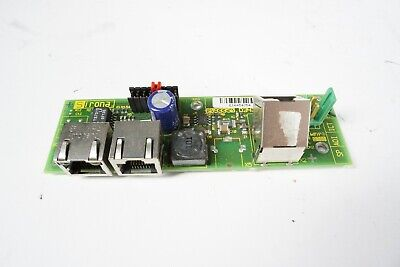 Sirona Cerec Inlab Mc Xl Lan Interface Pcb Module Part No. 6093350 D3439