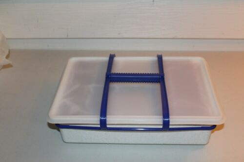 Vintage Tupperware Tuppercraft Storage Stow n Go Organizer 5Pc