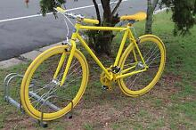 Fixie Bike Yellow (New) REDUCED FROM $310.00 LIMITED TIME ONLY Palm Beach Gold Coast South Preview