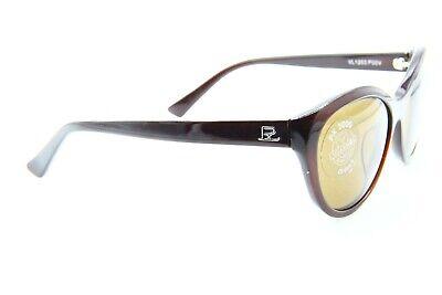 VAURNET VL1203 P00V BROWN AUTHENTIC SUNGLASSES FRAME VL (Vaurnet Sunglasses)