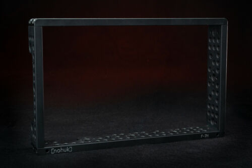TV Logic F7H monitor cage made by NOHUK