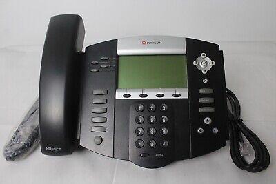 Lot Of 15 Polycom Soundpoint Ip550 Office Desk Phones 2201-12550-001