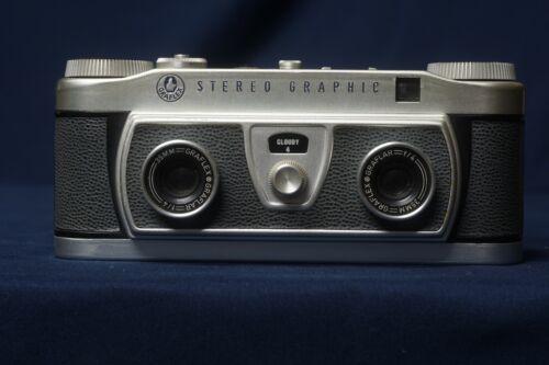 Stereo Graphic camera