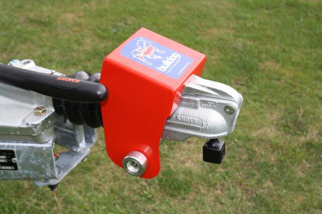 NEW!! Bulldog Hitch Lock for Ifor Williams HB505   HB506   HB510   HB511 - AV
