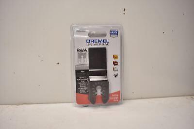 Dremel Multi-max 1-58 In. Oscillating Tool Wood Flush Cut Blade Mm480u