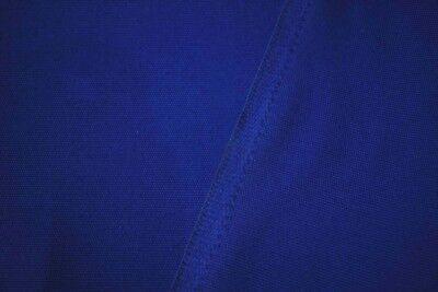 #6 Heavy Canvas Duck Royal Blue 100% Cotton Natural 58