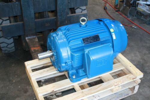 New WEG 25 HP 1180 Electric Motor 380-460V Explosion Proof Frame 200L Metric