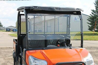 KUBOTA RTV X900 X1120 X1140 1 PIECE WINDSHIELD SALE!