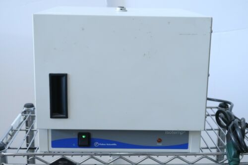 Fisher Scientific Isotemp 506D (100FS) Benchtop Lab Incubator Laboratory