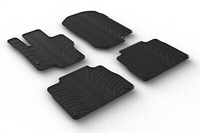 Design Passform Gummimatten Gummi Fußmatten für Mercedes GLE W167 ab Bj. 2.2019>