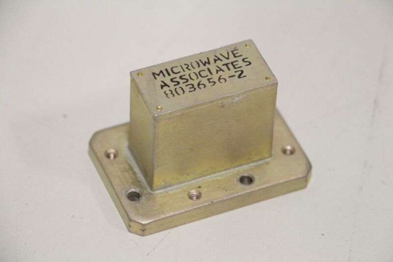 Harris Farinon Microwave Associates 803656-2 Waveguide