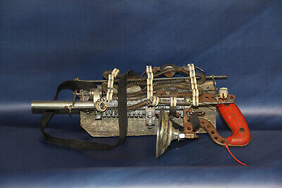 Steampunk Gun, Custom, Costume, Cosplay, Fantasy, Prop, Anime