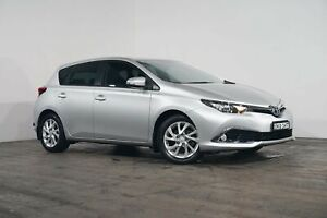 2016 Toyota Corolla ZRE182R MY15 Ascent Sport Silver 7 Speed CVT Auto Sequential Hatchback