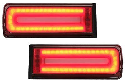 LED Rücklichter für Mercedes G-Klasse W463 08-17 Facelift 18 Look Dynamic