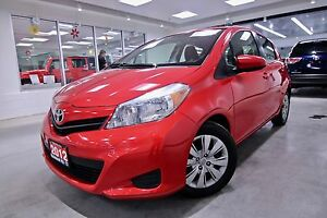 2012 Toyota Yaris LE, ORIGINAL RHT VEHICLE, ONE OWNER, CLEAN CAR