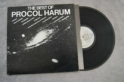 Procol Harum Best Of Classic Rock Record Vinyl lp (Best Classic Rock Albums)