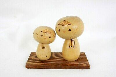 創作小芥子 Sousaku Kokeshi Vintage Doll Japanese Artistic Kuribayashi 143