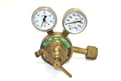 Victor Medalist M350-80-540 Compressed Gas Regulator. Oxygen 540 Cga 3000psi