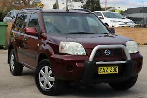2004 Nissan X-trail ST Manual SUV Campbelltown Campbelltown Area Preview