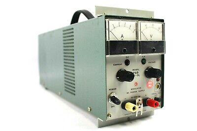 Kikusui Electronics Pad 35-5l Regulated Dc Power Supply