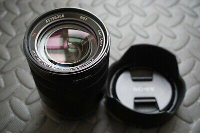 Sony Zeiss Vario Tessar T* FE 24-70mm f/4 ZA OSS lens SEL2470Z E-mount
