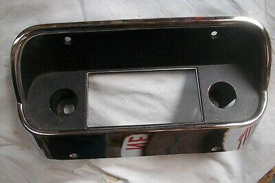 NOS 1967-68 Mustang Radio Bezel C8ZZ 18842 A
