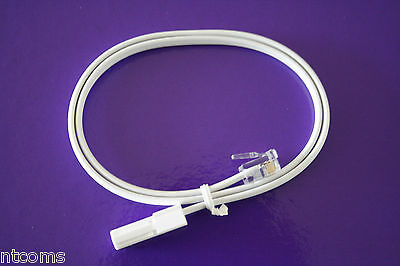 Motorola IT.6.1T Impossibly Thin Digital Cordless Phone cable /line cord (p2)