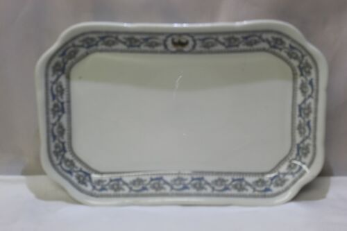 Vintage New York Central Lines Platter / Tray O P Co Syracuse China