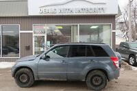 2008 Suzuki Grand Vitara Sunroof AWD Sunroof loaded $6900 Winnipeg Manitoba Preview
