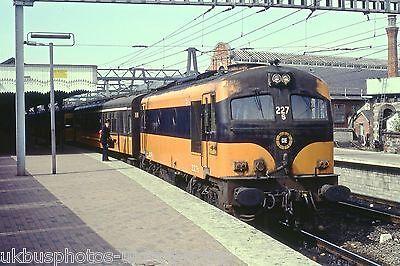 Irish Republic Railways 227 Irish Rail Photo View 22