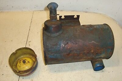 Ford 2110 Lcg Tractor Air Cleaner Assembly